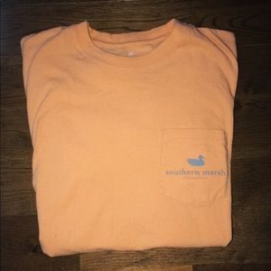 Southern Marsh Mens T-shirt
